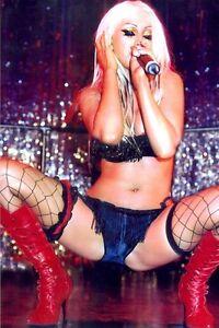 aguilera panties Christina