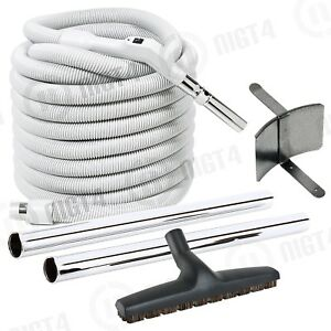 CENTRAL-VACUUM-Hardwood-Floor-KIT-with-35-Ft-Hose-DURABLE-Tools-to-Clean-Homes