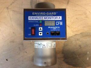 Enviro-Gard-Exhaust-Monitor-A-100139-Lab-Products-59019-BioMedic