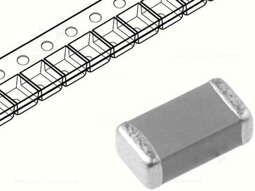Keramikkondensator 50 SMD Kondensatoren 22pF Bauform 1206 5/% Toleranz 50V