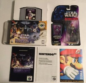 Star-Wars-Shadow-of-the-Empire-Nintendo-64-N64-With-Manual-and-Figure