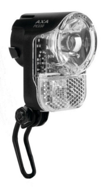 Axa LED-Scheinwerfer Pico 30 Steady Standlicht f. Nabendynamo