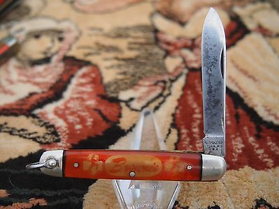 VINTAGE 1937-1959 KUTMASTER K6B BROWNIE GIRL SCOUT POCKET KNIFE CAMPFIRE KNIVES