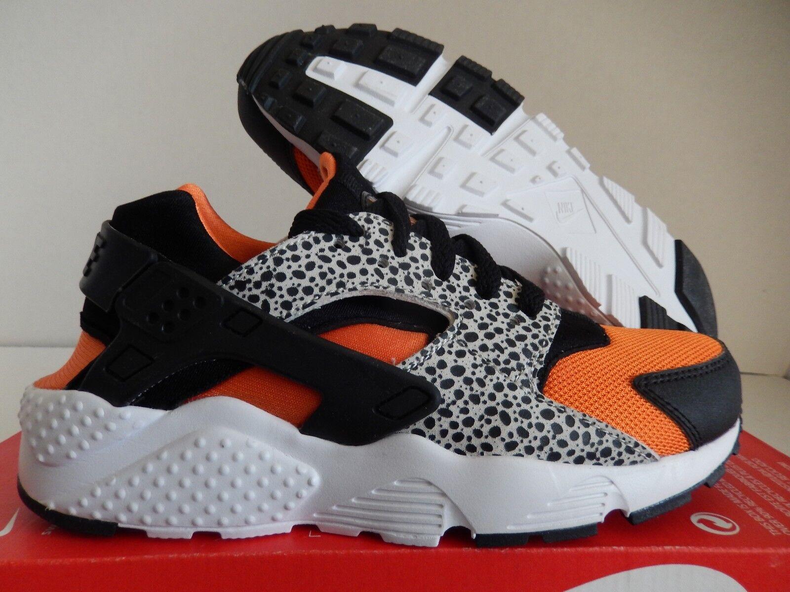 Nike Huarache Correr Safari (GS) de color Y-Para  blanco o