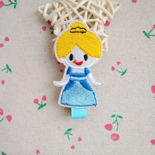 1pcs Girls Baby toddler Princess Hair clips Hairpins kids hair accessories