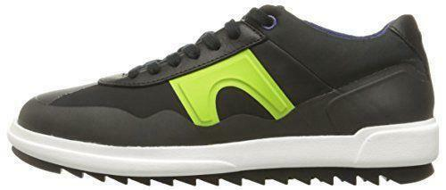 Camper Marges Sneakers Trainer Men's Lace Up Black/Green Shoes Sz 13 M