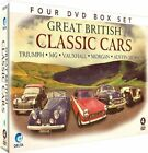 Great British Classic Cars 5024952865703 DVD Region 2