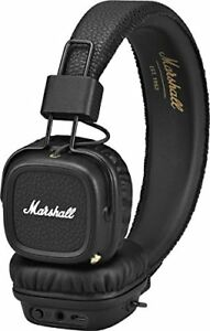 2982956 Marshall Major II Cuffie Bluetooth Nero 74cfdc0e96cc