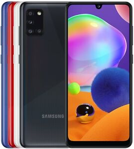 """Samsung Galaxy A31 128GB 4GB RAM SM-A315G/DSL Dual Sim (FACTORY UNLOCKED) 6.4"""""""