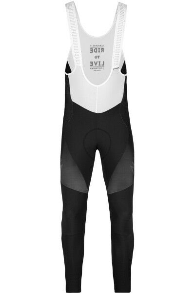 Maloja Radhose Fahrradhosen pushbikersm. WB Pants Bib Pants black