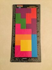 Tetris Flexible Magnetic Sheets Loot Crate NEW and SEALED 8x4 Inches