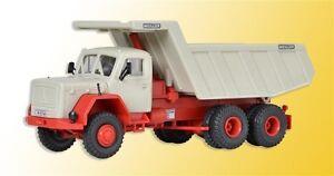 Kibri-14031-MAGIRUS-con-botadero-kit-construccion-H0