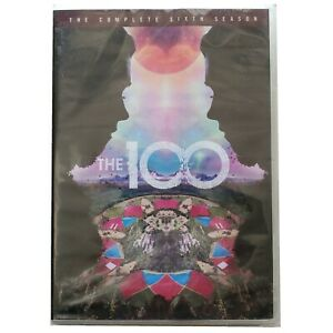 The-100-Season-6-DVD-3-Disc-Set-The-Complete-Sixth-Series-Region-1