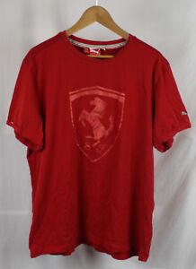 Sensazione Polizia Inverno Puma Ferrari Shirt Polveroso Il Motore Marmellata