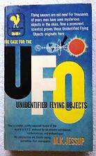 The Case for the UFO Vintage Paperback by M K Jessup (1955)