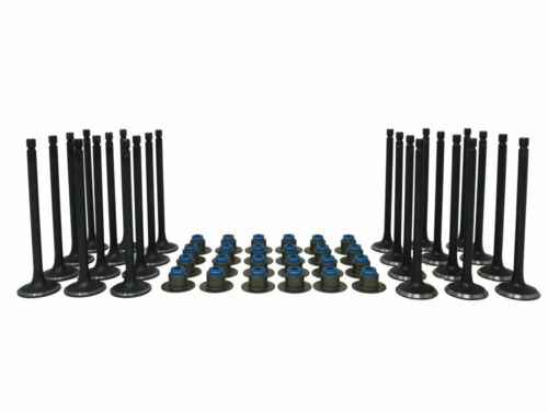 Valve Seals US SEAL Brand 24 Valve Cummins Diesel Dodge 5.9 6.7 ISB 24 Valve