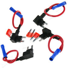 4x KFZ MINI Stromdieb Sicherung Autosicherungen Verteiler Stromabgreifer