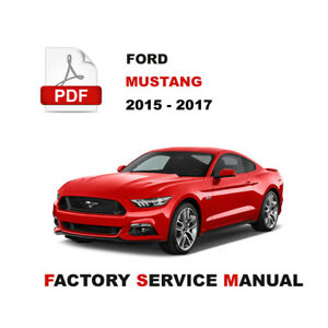 Image Is Loading 2017 2016 Ford Mustang Gt 5 0