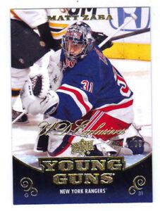 10-11-Upper-Deck-Matt-Zaba-Young-Guns-Exclusives-Rookie-Card-RC-484-Mint-100