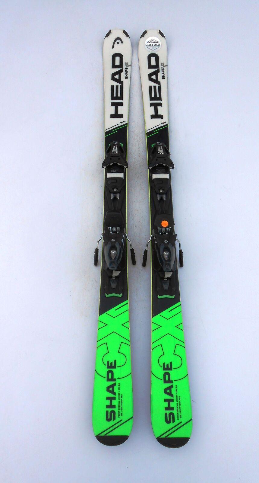 HEAD Shape CX  Carving-Ski Länge 156cm (1,56m) inkl. Bindung   914