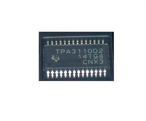 5 Stücke TPA3110D2 TPA3110 Ti 15-W-Filterfreie Stereoklasse D sl