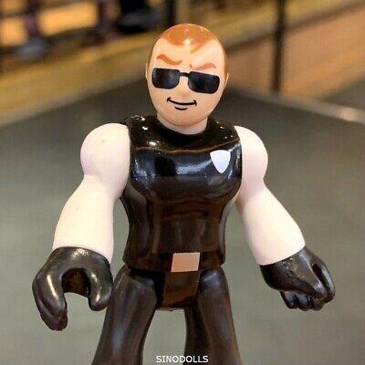 Fisher-Price Imaginext DC Super Friends series dc comics bane Action Figure SDUK