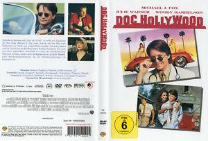 DVD-DOC-HOLLYWOOD-MICHAEL-J-FOX-WOODY-HARRELSON-BRIDGET-FONDA-NEU