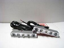 Motorcycle LED TURN Signal Blinker Rear Bike Motard Moto Street Sport Fighter ds