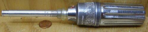 HOLDS IN BIT MISSING TIP STURTEVANT TORQUE NUT//SCREWDRIVER CAL 36//4 2-36in.Ibs