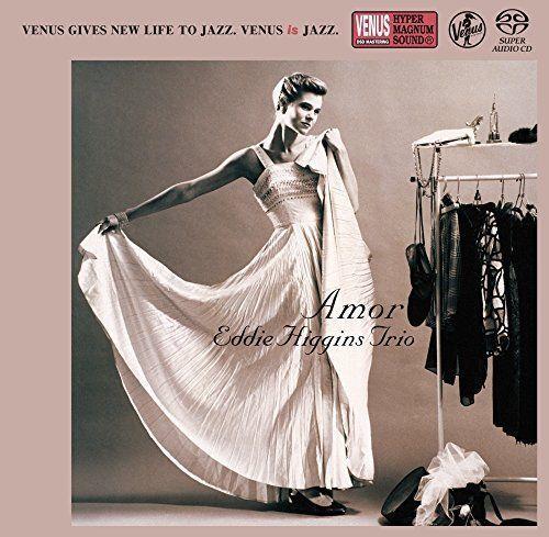EDDIE HIGGINS TRIO-AMOR-JAPAN SACD J76