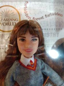 Mattel-Harry-Potter-Wizarding-Worlds-Doll-Hermione-Granger-New