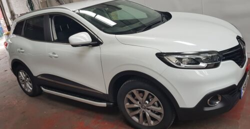 RENAULT KADJAR onwards 2015 RUNNING BOARD STEP BAR SIDE STEPS BAR STYLISH DESIGN