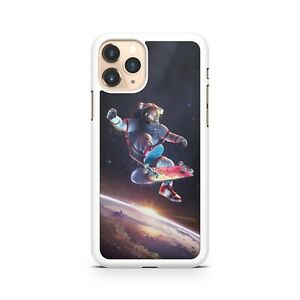 Amazing Cool Skateboarding Astronaut Spaceman Planet Earth Fine Phone Case Cover Ebay