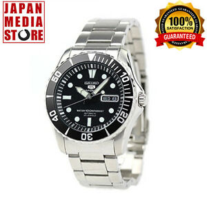 huge discount 1d7ce 0dbcb Details about Seiko Automatic Watch SNZF17J1 SNZF17J SNZF17 100% Genuine  product from JAPAN