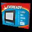 Eveready-Black-50w-LED-Floodlight-Cool-White-4000k-S13947 thumbnail 1