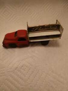 """Early 1950s Pepsi Cola Tin Friction Truck Rare Size 4"""""""