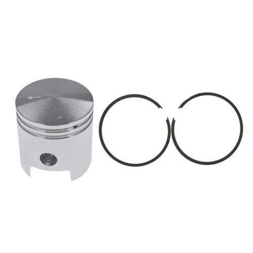45mm Cylinder Piston Piston Ring 60cc  2 Stroke Motor Engine Motorized Bike