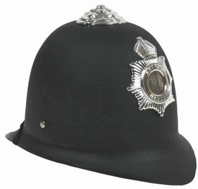 New Policeman Hat Copper Bobby Hat Helmet Police Hat Police Style Cap