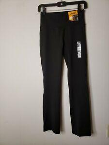 Avia Women's Petite High Waist Skinny Pants Size XS 0-2 Moisture Wicking Reflect
