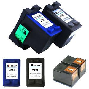 Black-Colors-24ml-Inkjet-Print-Cartridge-for-HP-Printer-F2100-2180-F380-D1460
