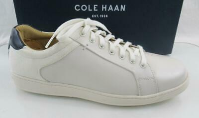 Sneaker II Ivory / Navy Size 10.5 M