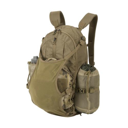 HELIKON TEX GROUNDHDOG Backpack Rucksack Tactical MOLLE Army Nylon YKK 10 L