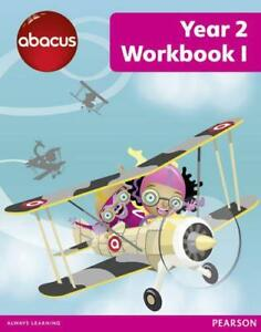 Abacus-Year-2-Workbook-1-by-Merttens-Ruth-NEW-Book-FREE-amp-Unk