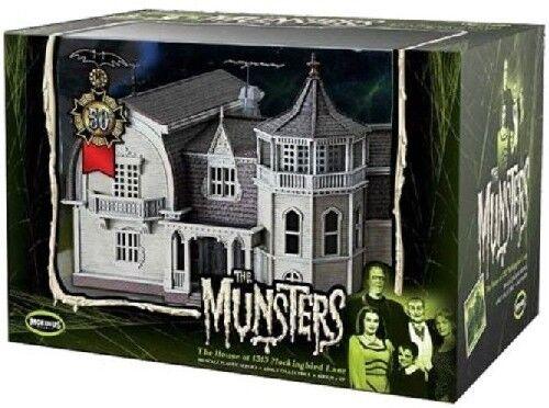 MOEBIUS 1  87 (HO) Munster s hus (Assemblemed) MOE2929