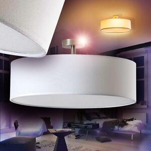 Plafonnier Design Rond Lustre Lampe à Suspension Blanche Lampe De