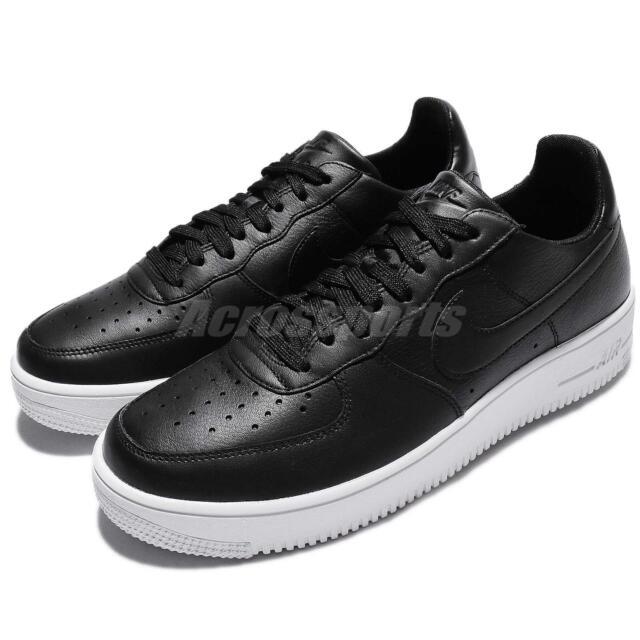 Nike Air Force 1 Ultraforce LTHR AF1 Leather Black White Men Casual 845052 003