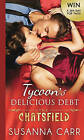 Tycoon's Delicious Debt by Susanna Carr (Paperback, 2015)
