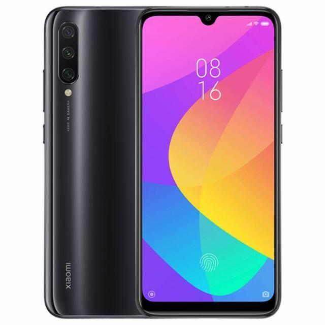 Smartphone Xiaomi Mi A3 4GB 64GB Qualcomm Snapdragon 665 GRAY