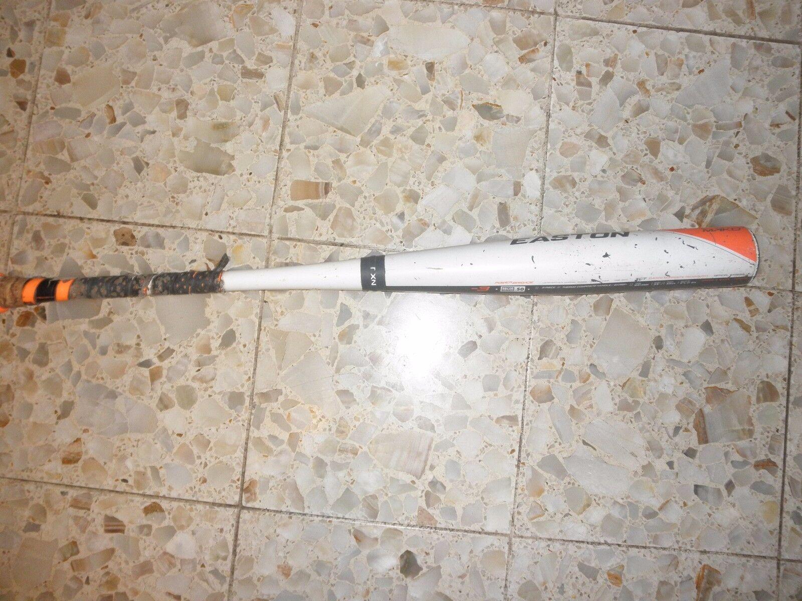 Easton Mako  Baseball Bat power brigade 33L 30w barrel 2 5 8 d  -3