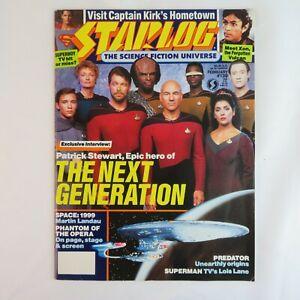 Starlog-February-1989-139-SciFi-Magazine-Superboy-Patrick-Stewart-Star-Trek